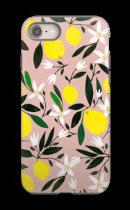 Sitruunat kuoret IPhone 8 tough
