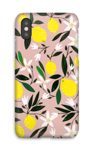 Limoni cover IPhone X