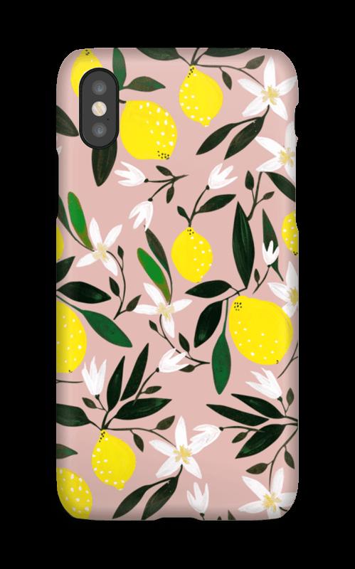 Sitroner deksel IPhone X