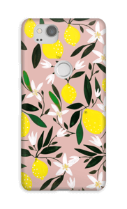Citroner skal Pixel 2