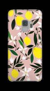Zitronen Handyhülle Galaxy S9