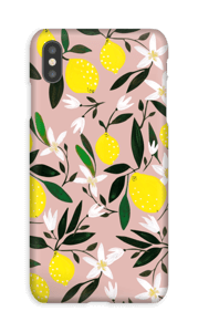 Sitroner deksel IPhone XS Max