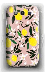 Sitruunat kuoret Galaxy S3