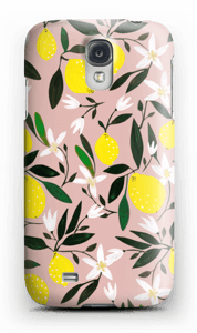 Sitruunat kuoret Galaxy S4
