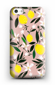 Lemons case IPhone 5c