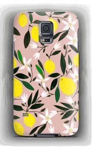 Sitruunat kuoret Galaxy S5
