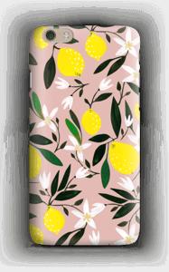 Sitruunat kuoret IPhone 6 Plus