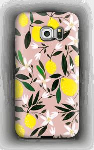 Sitruunat kuoret Galaxy S6 Edge