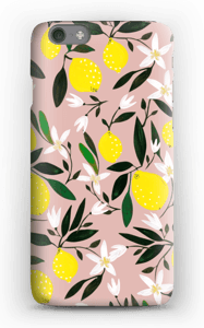 Sitruunat kuoret IPhone 6s