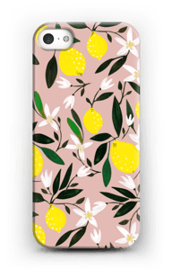 Lemons case IPhone SE