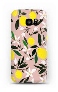 Citroner cover Galaxy S7 Edge