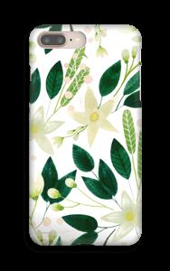 Vanilja kuoret IPhone 8 Plus