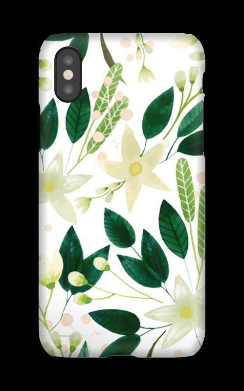 Vanilla case IPhone X