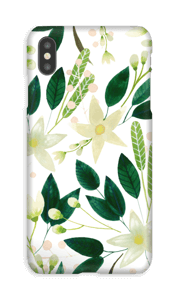 Vanilje deksel IPhone XS Max