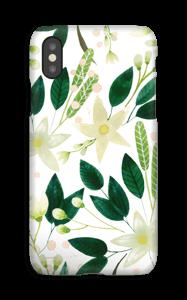 Vanilje deksel IPhone XS