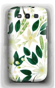 Vanilja kuoret Galaxy S3