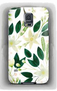 Vanilja kuoret Galaxy S5