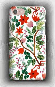 Juleblomster deksel IPhone 7