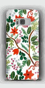 Joulukukat kuoret Galaxy S8