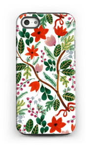 Julblomster skal IPhone 5/5s tough