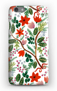 Christmas floral case IPhone 6s