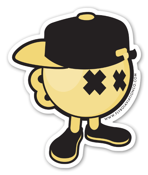 Im bomb sticker