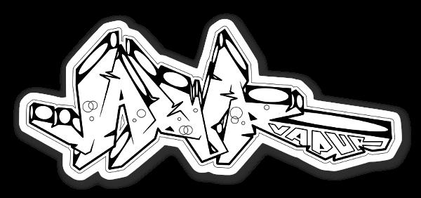 Vapuric sticker