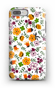Summer flowers case IPhone 7 Plus tough