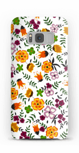 Syksyn kukat kuoret Galaxy S8