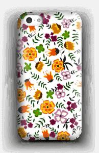 Summer flowers case IPhone 5c