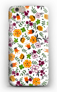 Summer flowers case IPhone 6