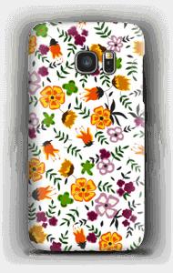 Syksyn kukat kuoret Galaxy S7