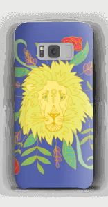 Löwe Handyhülle Galaxy S8