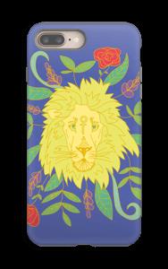 Leijona kuoret IPhone 8 Plus tough