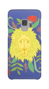 Lion case Galaxy S9