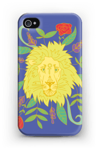 Løve deksel IPhone 4/4s