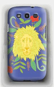 Løve deksel Galaxy S3