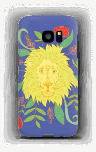 Løve cover Galaxy S7 Edge