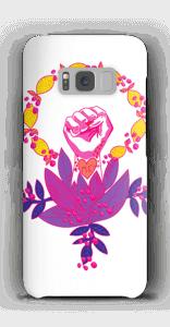 Femkonst cover Galaxy S8