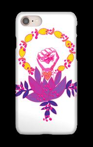 Femkunst cover IPhone 8