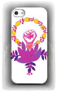 Feminist art case IPhone SE