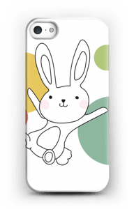 Lapin Calin Coque  IPhone 5/5S