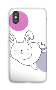 Ruimtekonijn Astra hoesje IPhone XS