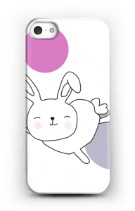 Happy Lapin Coque  IPhone 5/5S