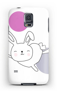 Astra the Space Bunny case Galaxy S5