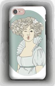 YOLO - Viktorianske Vivianne deksel IPhone 7