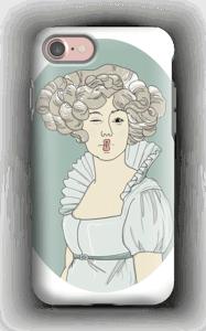YOLO - Viktorianske Vivianne deksel IPhone 7 tough