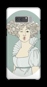 YOLO-Viktorianska Vivianne skal Galaxy Note8