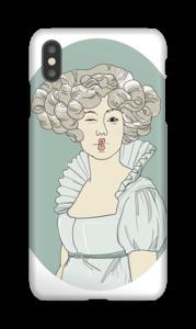 YOLO - Viktorianske Vivianne deksel IPhone XS Max