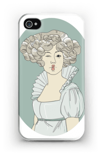 YOLO Vivianne case IPhone 4/4s